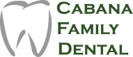 Cabana Family Dental logo