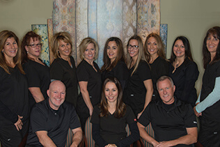 The Cabana Family Dental team